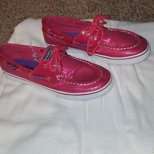 new sperrys without the box or tags but unused